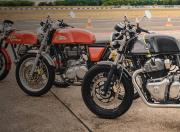 continental GT 650 Image story desk