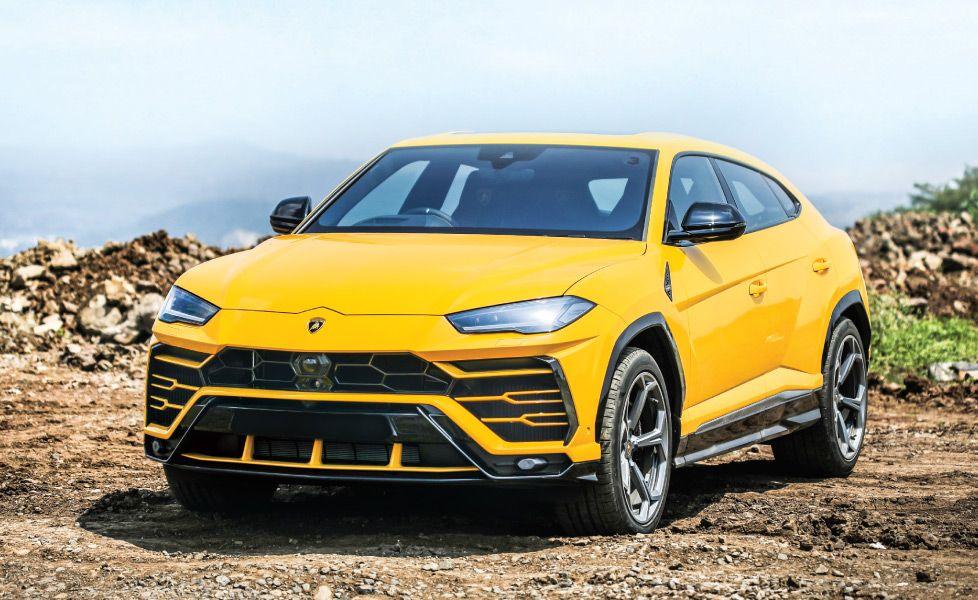 Lamborghini Urus: The fastest SUV on the planet?