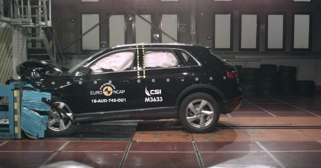 2018 Audi Q3 Euro Ncap Crash Test Result M