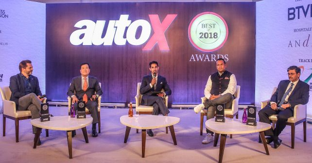 2018 Autox Awards Panel Discussion