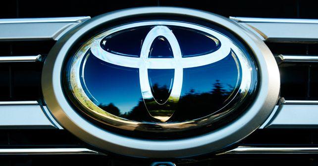 2019 Toyota Logo