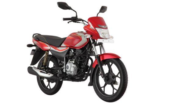 Bajaj Platina 110 Launched India M