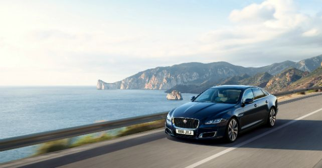 Jaguar XJ50 Sedan Launched Flagship M
