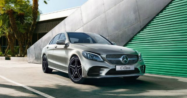 Mercedes Benz C Class Petrol Launched India 2018 M