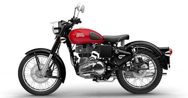 Royal Enfield Classic 350 Redditch With ABS M