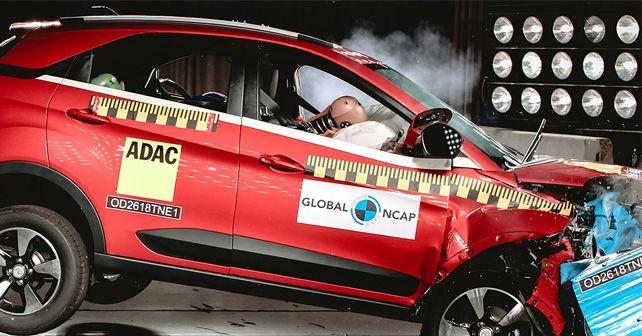 Tata Nexon 5 Star NCAP