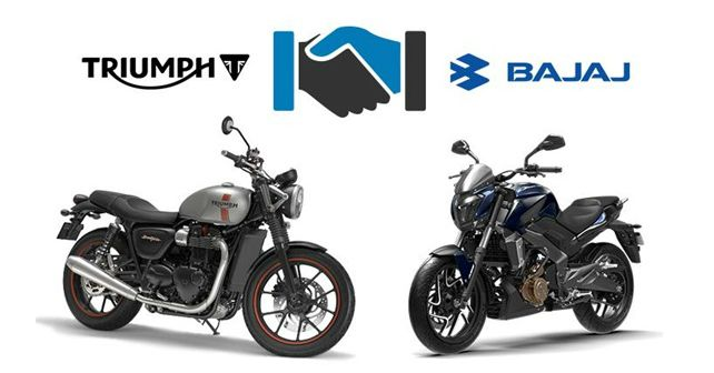 Bajaj Triumph Partnership