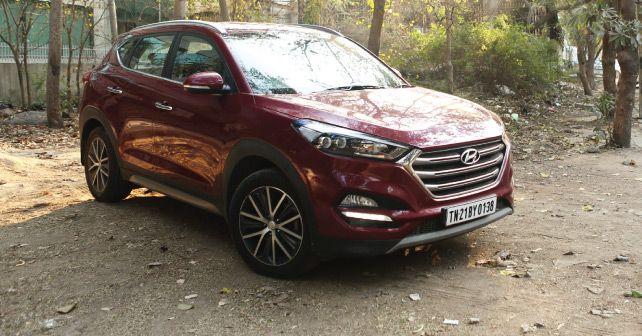 Hyundai Tucson Long Term Report