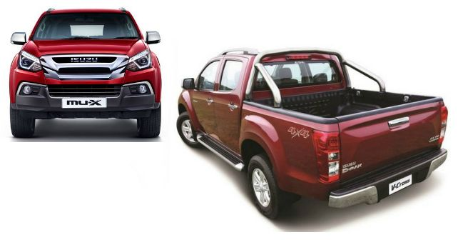 Isuzu Price Hike MU X D Max V Cross M