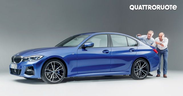 New Bmw 3 Series Side Profile1