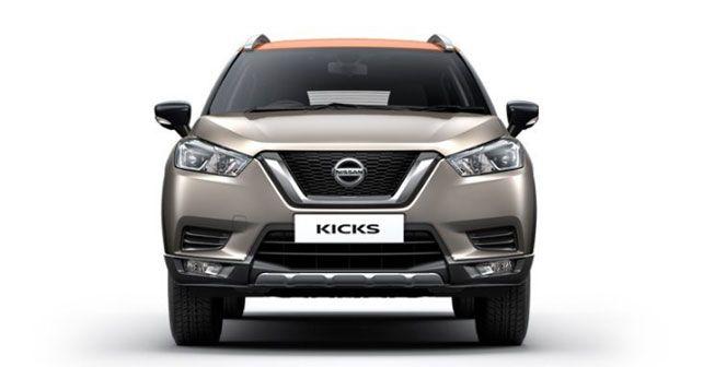 Nissan Kicks India Bookings