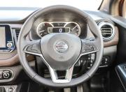 nissan kicks image steering wheel