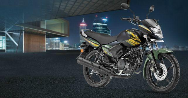 Yamaha Saluto 125 UBS Launched M