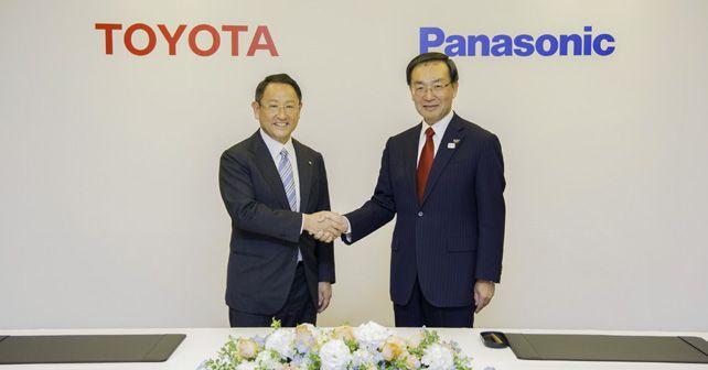 Toyota-Panasonic partnership