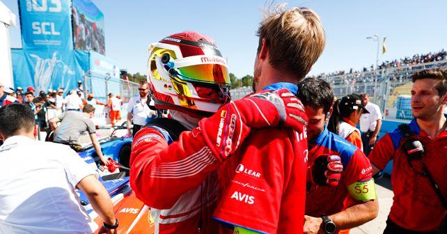 Pascal Wehrlein Mahindra Racing