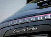 2018 porsche cayenne image turbo badge