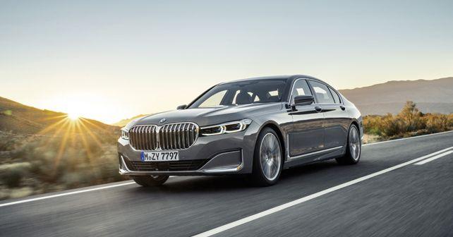 2019 BMW 7 Series Front Quarter Motion