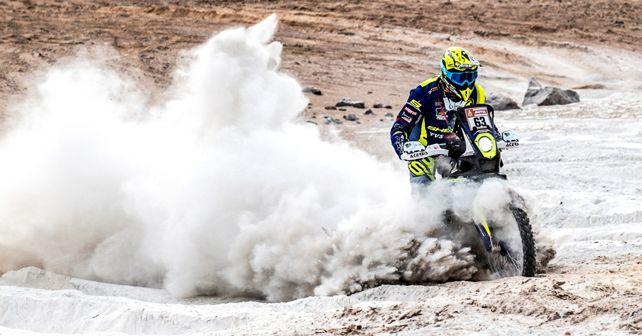 2019 Dakar Lorenzo Santolino