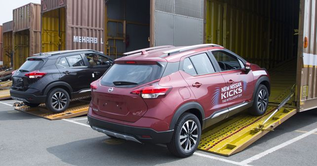 2019 Nissan Kicks Deliveries Begin