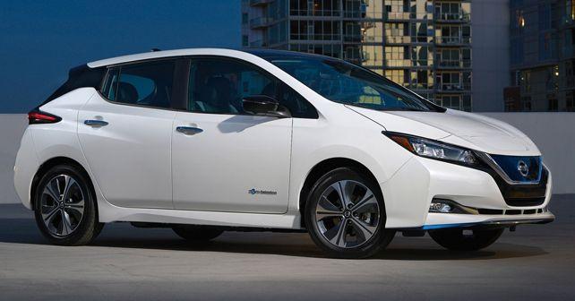 2019 Nissan Leaf E