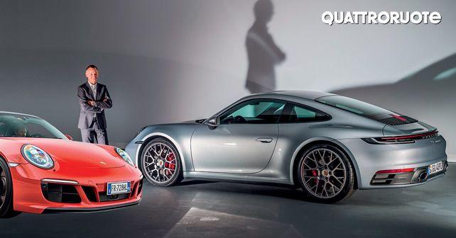 2019 Porsche 991 911 2018 Porsche 992 9111