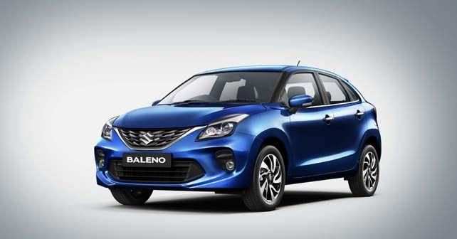 2019 Maruti Suzuki Baleno front