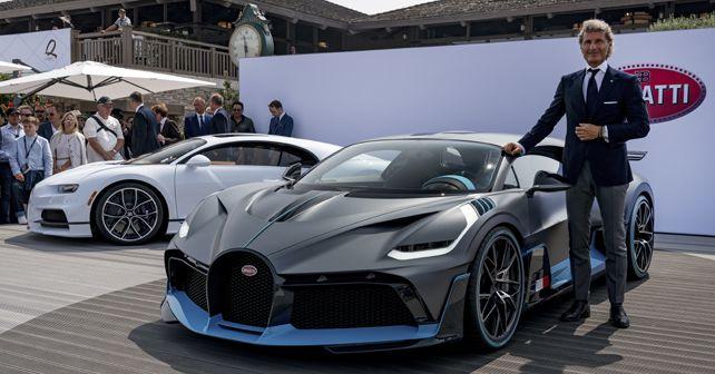 Bugatti Boss Stephan Winkelmann