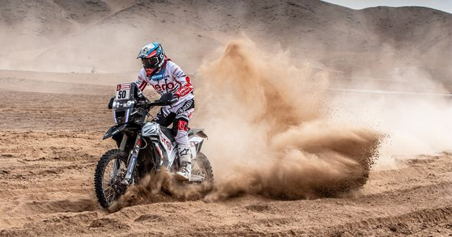 CS Santosh Out Of Dakar 2019