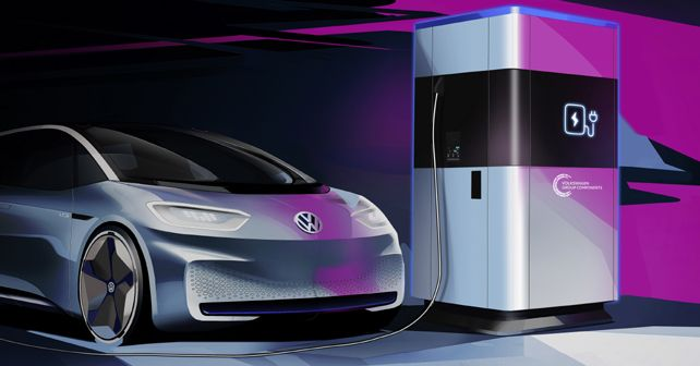 VW Mobile Charging Station preview