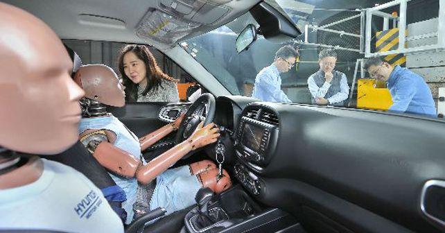 Hyundai Multi Collision Airbag System 2