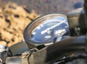 Jawa Forty Two speedometer