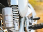 Jawa soft suspension