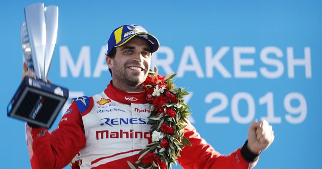 Jerome D Ambrosio Wins Marrakesh E Prix