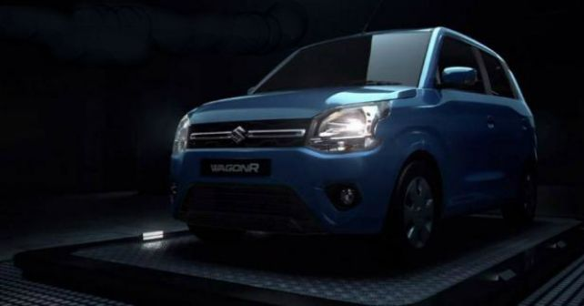 Maruti Suzuki Wagon R 2019 Revealed Images M