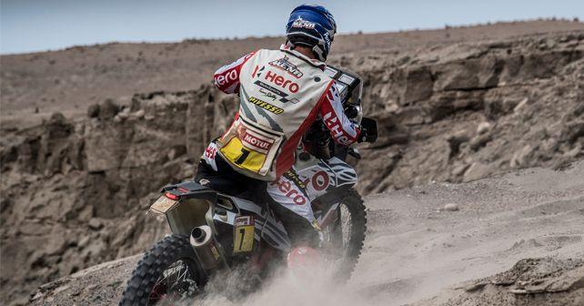 Oriol Mena Hero Dakar 2019 Day 3