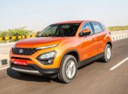 Tata Harrier Interior Image Gallery 13