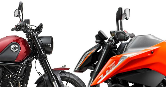 Benelli Leoncino Ktm 790 Duke India Launch 2019 M