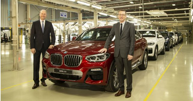 Bmw X4 India Launch M
