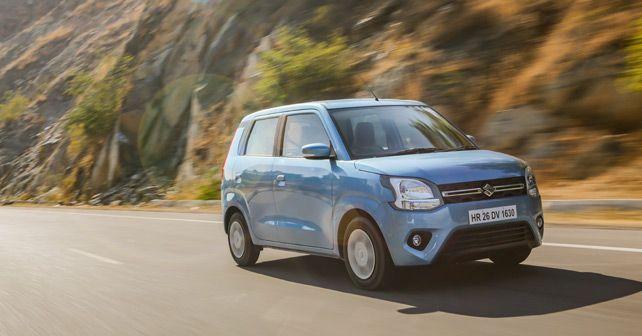 New 2019 Maruti Suzuki Wagonr