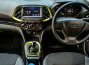 new hyundai santro automatic interior
