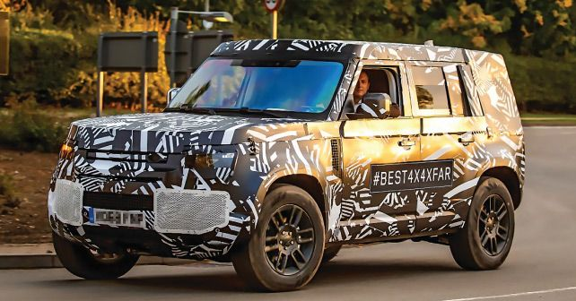 Reinventing An Icon Is Never Easy And Karl Fears That Land Rover May Not Get It Right With The New Defender