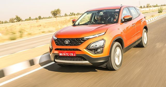 Tata Harrier Dynamic