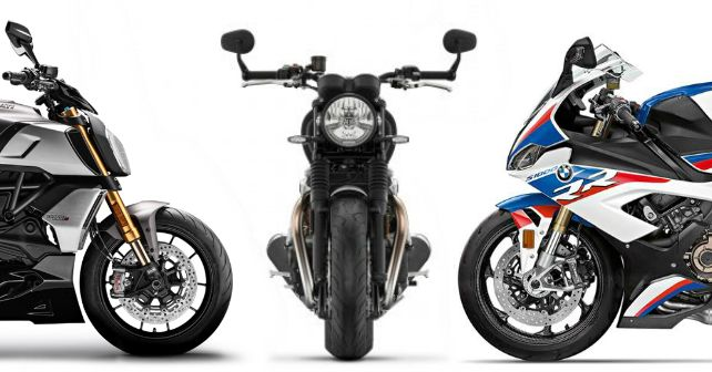 Upcoming Bikes India 2019 Above 7 Lakh M