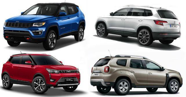 Upcoming Suv For India Sub 40 Lakh M