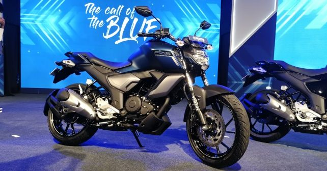 Yamaha Fz Fi Launch