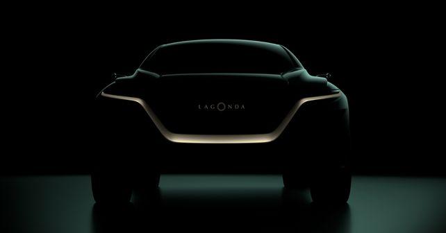 Aston Martin Lagonda ATC Teaser
