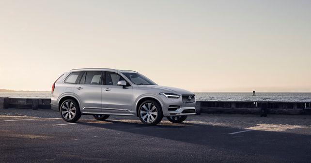 New 2020 Volvo XC90