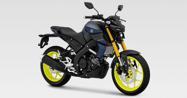 2019 Yamaha MT 15 Indonesia