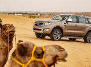 2019 ford endeavour image sand dunes