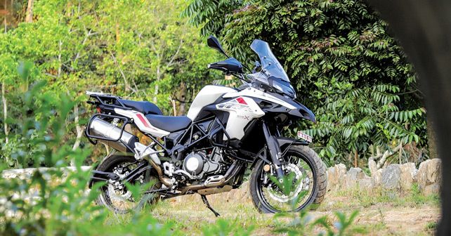 Benelli TrK 502 And 502X Receive 150 Bookings
